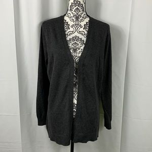 Women's Spense Knits Open Front Cardigan Size XL